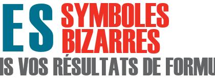 Des Symboles bizarres dans vos résultats de formule – Excel